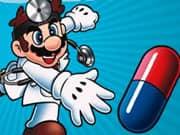 Juego Dr Mario lanza Vitaminas