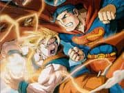 Juego Dragon Ball Goku contra Superman