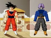 Juego Dragonball Dress Up