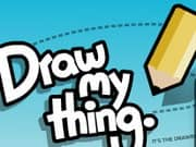 Juego Draw My Thing