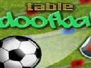 Juego Duf Ball Futbolito