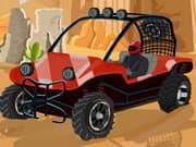 Juego Dune Buggy Racing