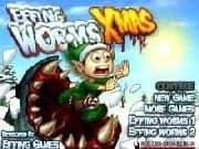 Juego Effing Worms Xmas