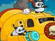 Juego Ejercito de Pandas