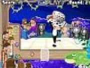 Juego El Baile del Gorilla Stevens - El Baile del Gorilla Stevens online gratis, jugar Gratis