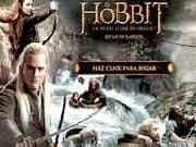Juego El Hobbit Escape en Barriles