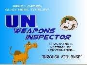 Juego El Inspector de Armas