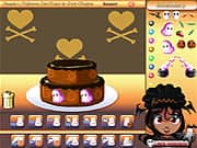 Juego El Pastel de Halloween - El Pastel de Halloween online gratis, jugar Gratis