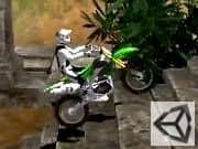 Juego El Templo en Motocross