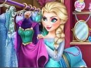 Juego Elsa Closet