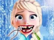 Juego Elsa Dentist