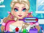 Juego Elsa Frozen Brain Surgery