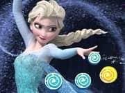 Juego Elsa Frozen Candy Zuma