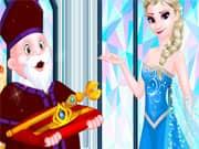 Juego Elsa Frozen Dia de Coronacion
