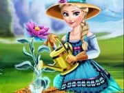 Juego Elsa Ice Flower