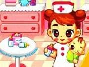 Juego Enfermera de Bebes