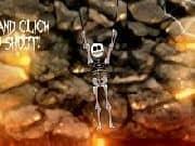 Juego Esqueleto de Halloween