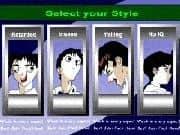 Juego Evangelion Sim Date RPG