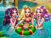 Juego Ever After Pool Party