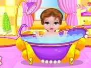 Juego Fairytale Baby Belle Caring