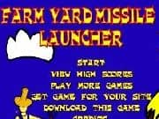 Juego Farm Yard Missile Launcher