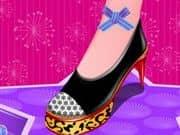 Juego Fashion Shoe Designer