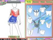 Juego Fashion Studio Jumpsuit Design