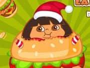 Juego Fat Dora Eat Eat Eat