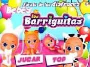 Juego Fiesta de Bebes Barriguitas
