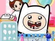 Juego Finn Dentist