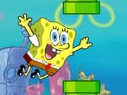 Juego Flappy Spongebob