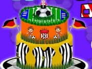 Juego Football Cake Decor