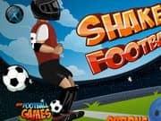 Juego Football Shake