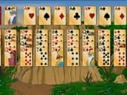 Juego Forty Thieves Solitaire Gold