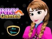 Juego Frozen Anna Manicure
