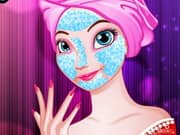 Juego Frozen Anna New Year Makeover