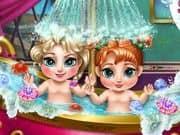 Juego Frozen Baby Bath