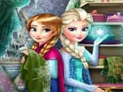 Juego Frozen Rivales de Moda
