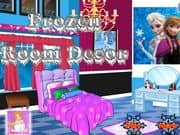 Juego Frozen Room Decoration
