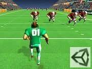 Juego Futbol Americano Carrera