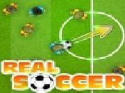 Juego Fútbol Real - Fútbol Real online gratis, jugar Gratis