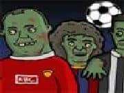Juego Futbol Zombie