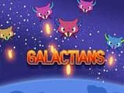 Juego Galactians