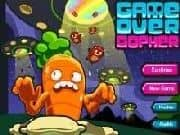 Juego Game Over Gopher