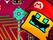 Juego Geometry Dash Super Mario