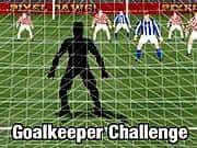 Juego Goalkeeper Challenge