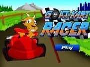 Juego Goat Kart Racer