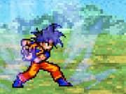 Juego Goku Vs Vegeta Rpg