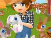 Juego Granja de Conejos