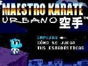 Juego Gumball Karate